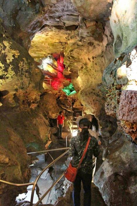 It's always cool in a Texas cavern | Visit San Antonio, Texas | Scoop.it