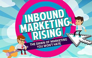Inbound Marketing vs. Outbound Marketing [INFOGRAPHIC] | 2.0, Social Media y Marketing Online | Scoop.it