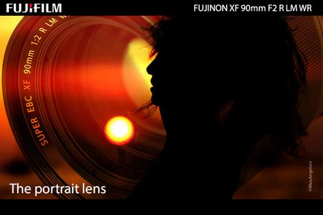 FUJINON XF90mm F2 R LM WR: The portrait lens - www.riflessifotografici.com | Ephemerafotographica | Scoop.it