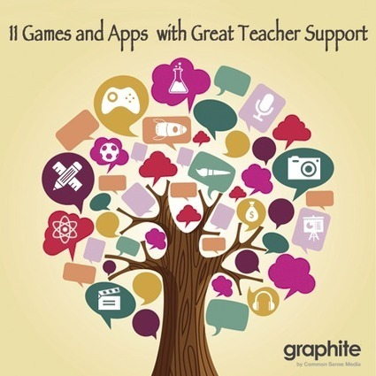 11 Games and Apps with Great Teacher Support | Learn Everywhere | Scoop.it