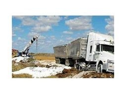 Second explosives truck accident in two months   Workplace safety and health Australia   Scoop.it