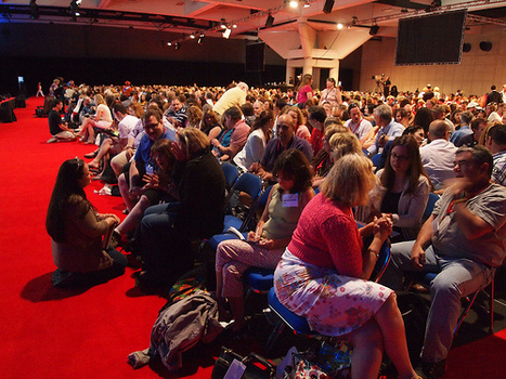 7 Top Trends at ISTE 2012 - Getting Smart by Sarah Cargill - edreform, ISTE, ISTE12 | :: The 4th Era :: | Scoop.it