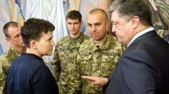 Надежда Савченко:  кокс, сушняк и третья мировая | Global politics | Scoop.it