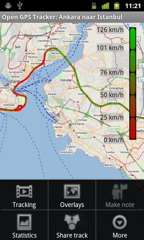 Open GPS Tracker - Android Market | Android Apps | Scoop.it