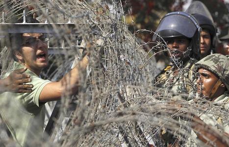 Égypte: coup d'arrêt à la transition   Égypt-actus   Scoop.it