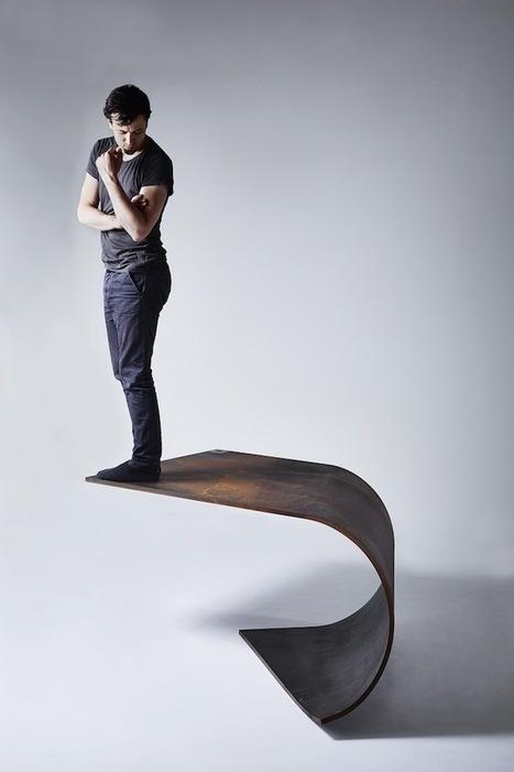 3 Ingenious Designs That Will Fool Your Eyes   design industriel   Scoop.it