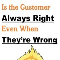 5 Tips for Brand Integrity: Is the Customer Always Right, Even If They're Wrong? | PR & Communications daily news | Scoop.it