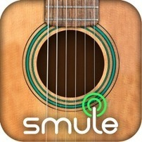 Smule Makes Serious Bank, Unveils Social Guitar App | MUSIC:ENTER | Scoop.it