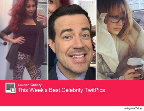 "This Week's Best Celebrity TwitPics! | tooFab.com | ""FOLLIEWOOD"" 