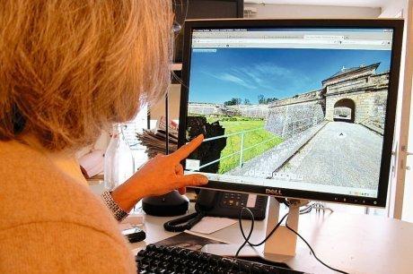 L'Union européenne soutient la création d'un site internet permettant une visite virtuelle du verrou Vauban | Fonds européens en Aquitaine Limousin Poitou-Charentes | Scoop.it