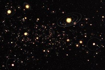 Plus de planètes que d'étoiles dans notre galaxie   Beyond the cave wall   Scoop.it