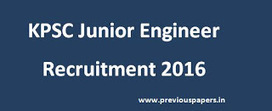 Karnataka PSC Junior Engineer (JE) recruitment 2016 Previous Papers | general information | Scoop.it