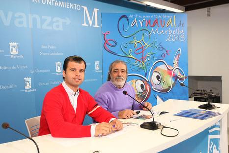 Marbella diseña un completo programa de Carnaval 2013 que se celebrará del 18 de enero al 10 de febrero   Carnavales   Scoop.it
