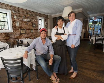 Restaurant Opens a New Chapter | The Sag Harbor Express | Restaurant Tips and Management | Scoop.it
