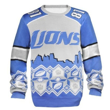 Detroit Lions Ugly Christmas Sweaters | Ideas for Christmas Gifts and Decorating | Scoop.it