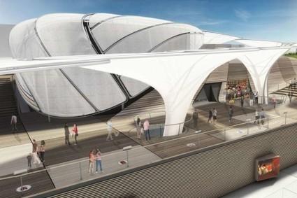 German Pavilion 2015 EXPO | Schmidhuber - Arch2O.com | Architecture, design & algorithms | Scoop.it