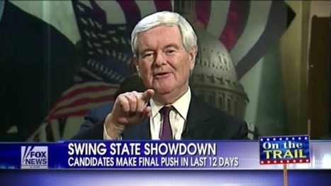 Gingrich: Romney will win 'over 300 electoral votes' | Daily Crew | Scoop.it