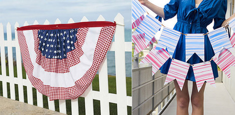 Decorating for the 4th of July! | parties | Scoop.it