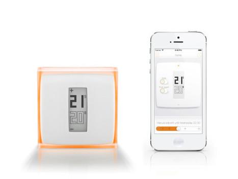 Netatmo présente un thermostat connecté à son smartphone | connected home | Scoop.it
