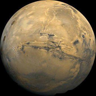 Darpa : la terraformation de Mars pourrait passer par l'envoi d'organismes modifiés | 2020, 2030, 2050 | Scoop.it