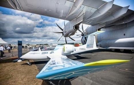 La chaîne d'assemblage de l'avion électrique E-Fan soutenu par la Région Aquitaine et l'Union européenne sera installée à Pau. | Fonds européens en Aquitaine | Scoop.it