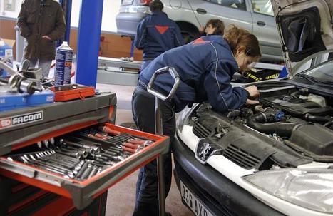 Pièces de réparation automobile : Bientôt la fin du monopole des constructeurs? | Parkings à Paris | Scoop.it