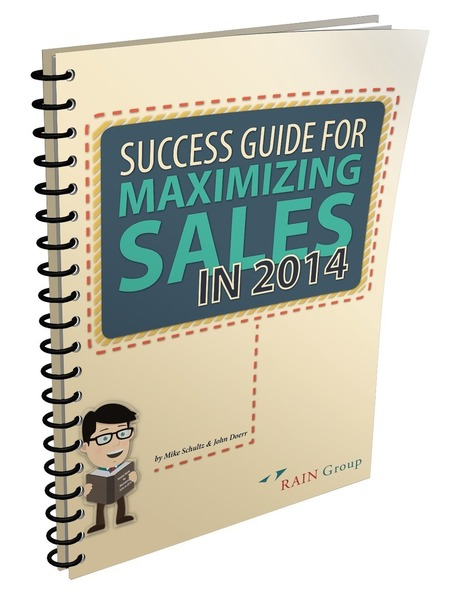 Free Guide: Success Guide for Maximizing Sales in 2014 | In the world of Sales | Scoop.it