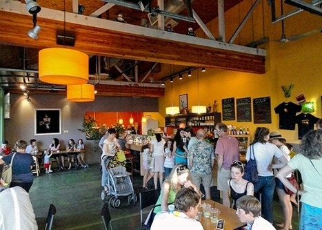 Why Portland, Oregon, Is Such an Amazing Small-Business Incubator | Small Business Loans | Scoop.it