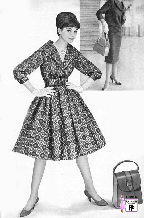 Vulbus Incognita: fashion style 1959 | VIM | Scoop.it