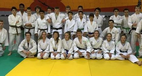 Arreau : un stage départemental de judo réussi | Vallée d'Aure - Pyrénées | Scoop.it