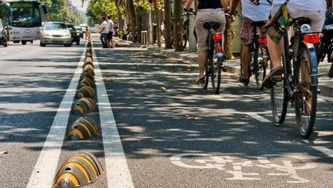 These Recycled Plastic Dividers Can Create A Bike Lane In A Second   Design   Scoop.it