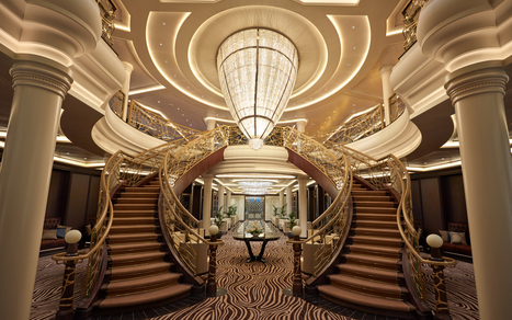 First look inside Seven Seas Explorer | Travel - Places Around the World | Scoop.it