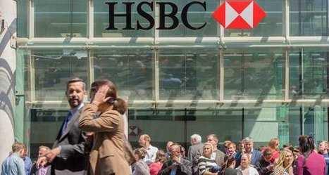 Agrégateur, biométrie, souscription en ligne: HSBC France fait sa révolution digitale | Rachat de prêt immobilier | Scoop.it