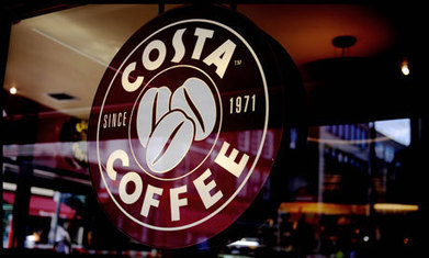 Costa Coffee chain to double in size | JIS Brunei: Business Studies Research: Whitbread | Scoop.it