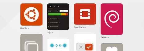 New year, new website: the new canonical.com | Ubuntu Design Blog | Design, Photography & Social Media | Scoop.it