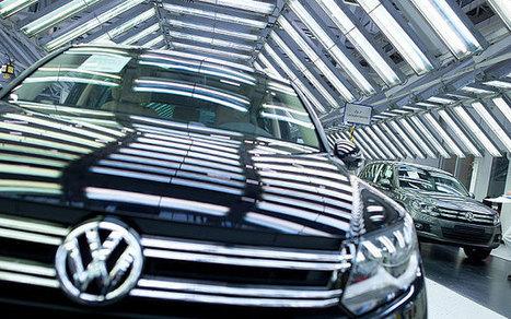 Robot kills man at Volkswagen plant in Germany   La scimmia nuda e Internet [ cyberantropologia ]   Scoop.it
