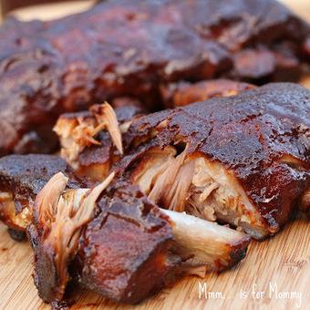 Easy Barbecued Ribs | Ravish m.e. | Scoop.it