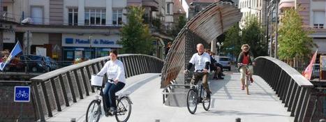 Le vélo comme mode de transport | Infogreen | Le flux d'Infogreen.lu | Scoop.it