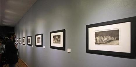 El Museo de Arte acogerá una exposición de 80 grabados de Goya - Primera Hora | Centro de Estudios Artísticos Elba | Scoop.it