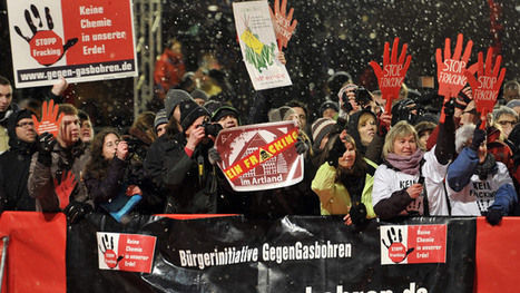 No Fracking France » Le Gouvernement allemand réitère son interdiction de la fracturation hydraulique et maintient le moratoire en vigueur depuis 2012 | Non Conventionnelle | Scoop.it