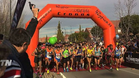 Más de 5.000 atletas, en la XVII Media Maratón 'Ciudad de Getafe' | Corredor Popular | Scoop.it