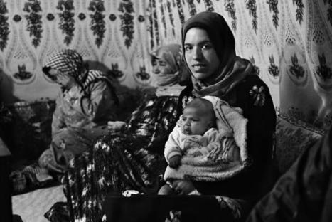 Focus on #Syria | Living as women refugees is a second war | News in english | Scoop.it