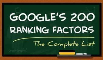 les 200 critères pris en compte par Google pour juger de la pertinence d'une page | Ex Abrupto - Marketing, Communication & Social Media | Scoop.it