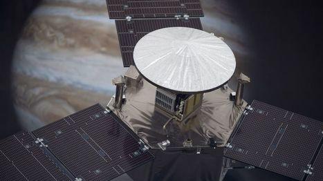 5 coisas fascinantes de Juno, a missão que está a ponto de entrar na órbita de Júpiter - BBC Brasil | DE TUDO UM POUCO | Scoop.it
