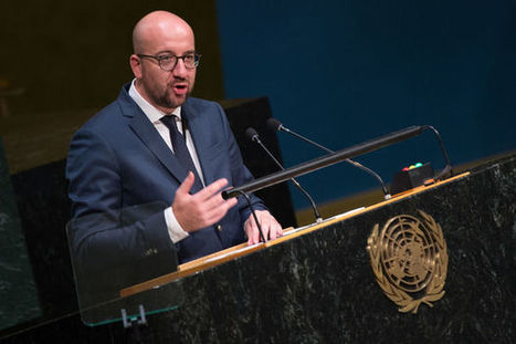 La Belgique mal partie pour atteindre les Objectifs de développement durable | Centre des Jeunes Dirigeants Belgique | Scoop.it