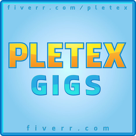 Logos by Pletex | Pletex Gigs | Scoop.it
