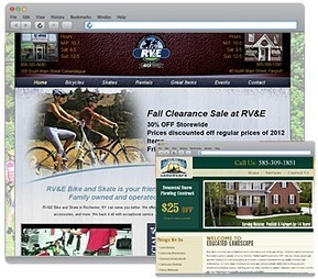 Rochester Website design services, Website Design Company Buffalo NY | webWAH! | Scoop.it