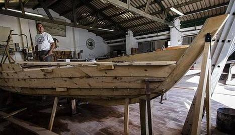 La réplica del barco fenicio de Mazarrón (Murcia) cruzará el Estrecho de Gibraltar en agosto en su primer viaje | archaeological findings | Scoop.it