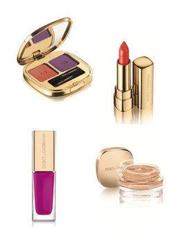 Beauty alert : Dolce & Gabbana lance The Make Up en France - Grazia | Beauty | Scoop.it