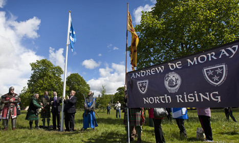 Celebrating the Battle of Stirling Bridge - seven centuries on - Newsnet.scot | Culture Scotland | Scoop.it